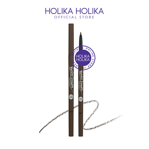Foto Produk Holika Holika Wonder Drawing Skinny Eyebrow 02 Dark Brown - 20015794 dari Holika Holika Indonesia