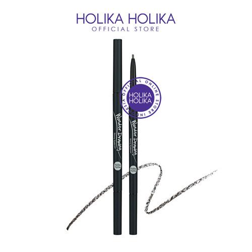 Foto Produk Holika Holika Wonder Drawing Skinny Eyebrow 01 Gray Black - 20015793 dari Holika Holika Indonesia