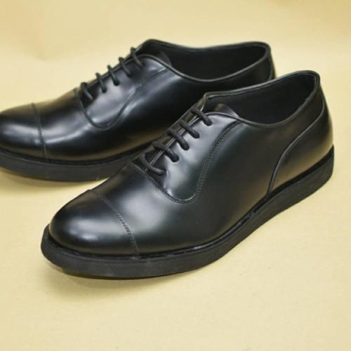 Foto Produk SEPATU KULIT TOODS LEXUS BLACK | TOODS FOOTWEAR | 100% ORIGINAL - 41 dari Toto_Suryo