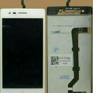 Foto Produk LCD+TS Oppo Neo 5 R1201 [Layar LCD /Touchscreen / Sparepart Handphone] dari Selular88