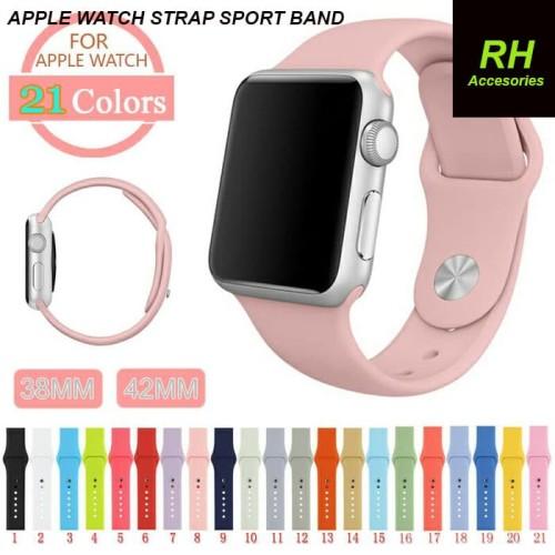 Foto Produk Grosir tali jam/ strap sport band for apple watch iwatch 38mm n 42mm dari Rh Accesories