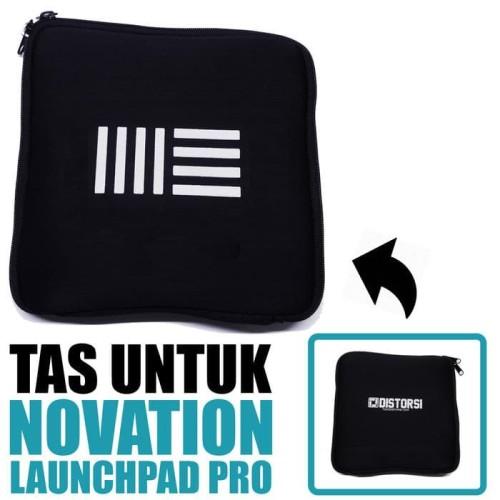 Foto Produk Distorsi Launchpad Sleeve - Tas untuk Launchpad Pro dari tokogading