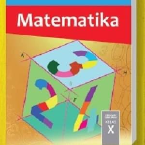 Foto Produk Buku Matematika SMA kelas 10 kurikulum 2013 Revisi 2017 dari Balai Pustaka