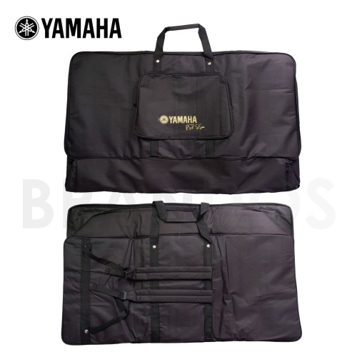 Foto Produk Tas Semi Hardcase Ransel Keyboard YAMAHA PSR Gigbag Softcase dari BRANDOS