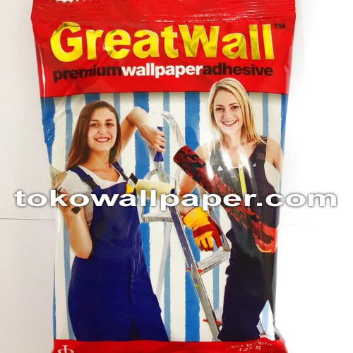 Foto Produk Lem Wallpaper GREATWALL dari Maju Interior