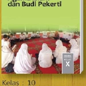 Foto Produk Buku Agama Islam SMA kelas 10 Kurikulum 2013 Revisi 2017 dari Balai Pustaka