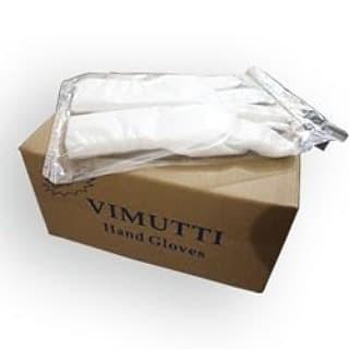 Foto Produk Sarung Tangan Plastik HD, tebal murah banget isi 1 pack 100pcs dari seragam koki