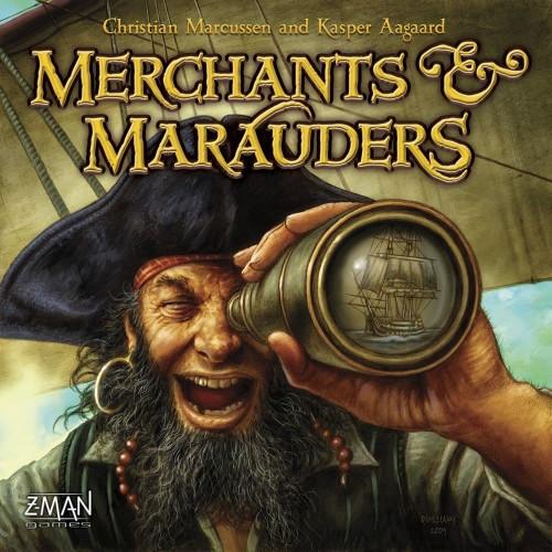 Foto Produk Merchants and Marauders Board Game ( Original ) / BoardGame  / Games dari Toko Board Game