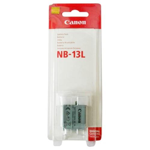 Foto Produk CANON BATERAI NB-13L NB13L BATTERY FOR G7X / G7X II dari Astra Foto