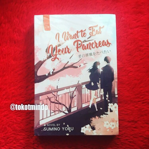 Foto Produk Novel I Want To Eat Your Pancreas dari toko tmindo