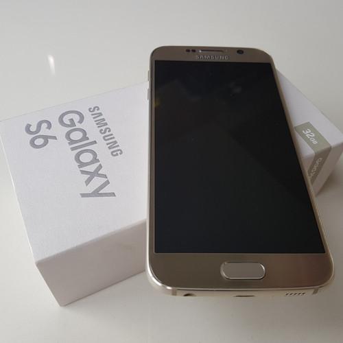 Foto Produk Hp Samsung Galaxy S6 Flat dari Shop-Me