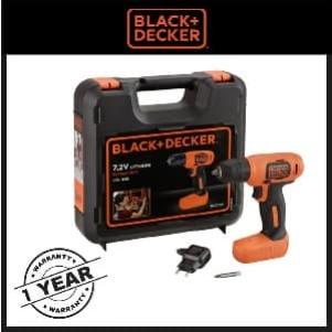 Foto Produk Black+Decker 7.2V Cordless Li-ion drill Kit Set + Coffee Maker dari Black+Decker