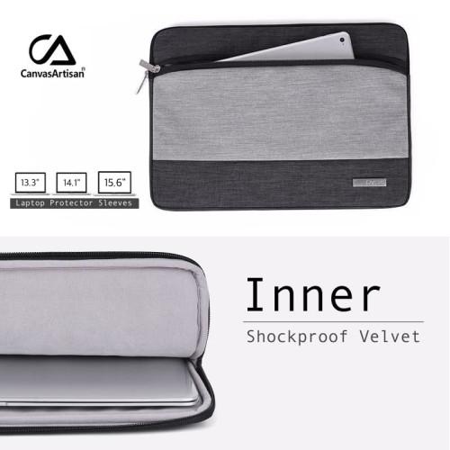 Foto Produk Waterproof Sleeve/Bag for Macbook Air,Pro,Retina 11-13inch (Grey) - 15 dari 24HoursShop