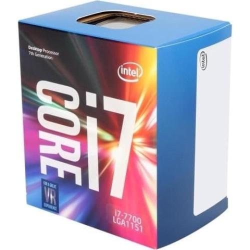 Foto Produk INTEL LGA 1151 KABY LAKE CORE i7 7700 3.6GHZ BOX dari t_pedia pc