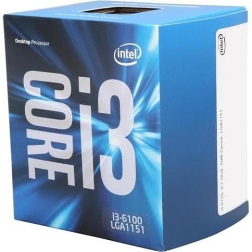 Foto Produk INTEL LGA 1151 SKYLAKE CORE i3 6100 3.7GHZ BOX dari t_pedia pc