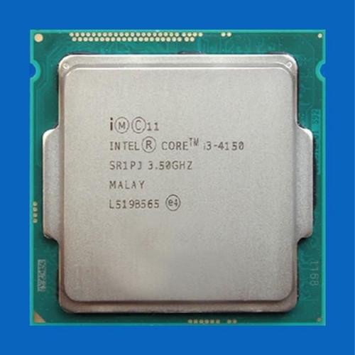 Foto Produk INTEL PROCESSOR LGA I3 4150 TRAY + FAN ORI LGA 1150 HASWELL dari t_pedia pc