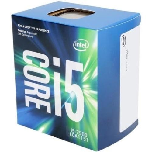 Foto Produk INTEL LGA 1151 KABY LAKE CORE i5 7500 3.4GHZ BOX dari t_pedia pc