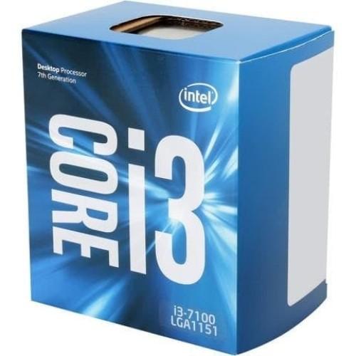 Foto Produk INTEL LGA 1151 KABY LAKE CORE i3 7100 3.9GHZ BOX dari t_pedia pc