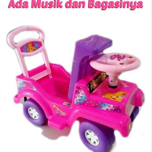 Foto Produk mainan mobil dorong anak princes dari sakrinatastore