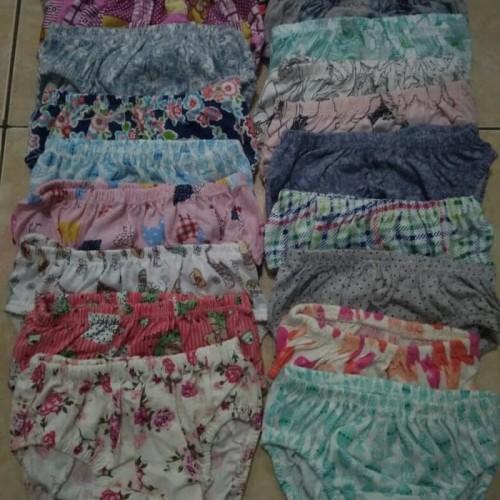 Foto Produk [ PROMO ] celana dalam anak perempuan murah bahan lembut ukuran dari Wholesale Store Online