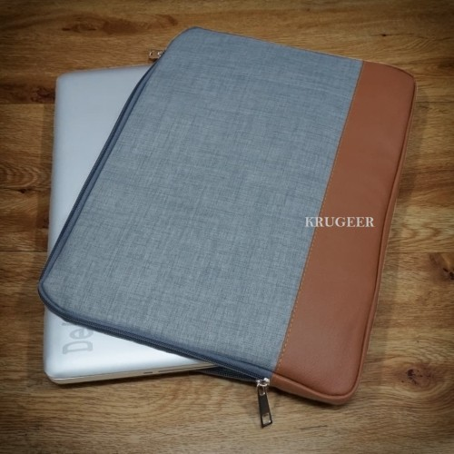 Foto Produk Sarung Laptop / Sleeve Case / Tas Laptop / Softcase Laptop 13.3 inch dari KRUGEER