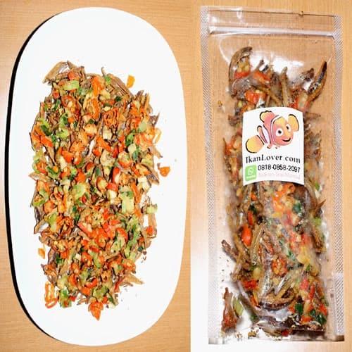 Foto Produk Ikan Teri Cabe Super Duper dari Ikanlover