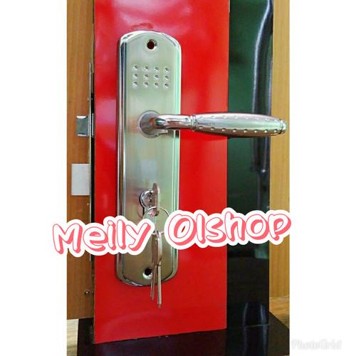 Foto Produk Kunci Pintu Rumah Ukuran Kecil / Tarikan Pintu/ Handle Pintu dari Meily Olshop