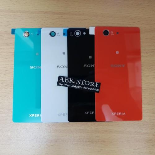 Foto Produk Backdoor Backcover Tutup belakang Sony xperia Z3 Compact/Mini E5803 dari ABK STORE