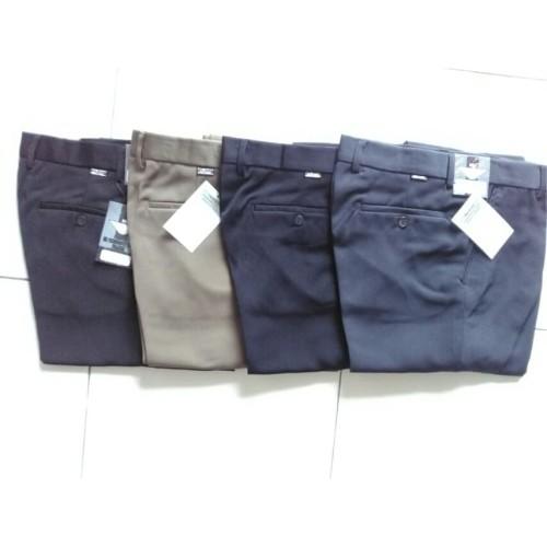 Foto Produk Celana Panjang Bahan Kerja Tebal/Slimfit/Formal Hurider dari Mulia Jeans
