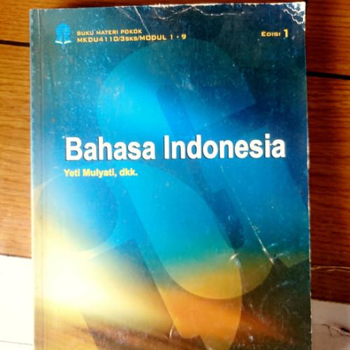 Foto Produk Bahasa Indonesia - Yeti Mulyati dari Toko Buku Pintar 29