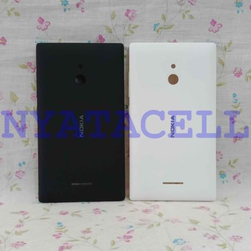 Foto Produk Back Door Nokia XL Backdoor/Tutup/Casing Belakang/Case - Putih dari NYATACELL