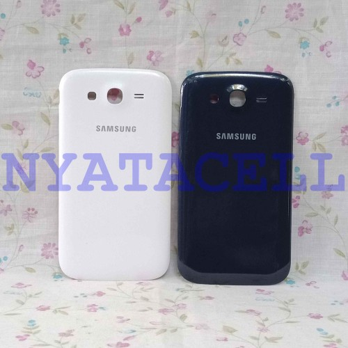 Foto Produk Back Door Samsung Galaxy Grand 1 Backdoor/Tutup/Casing Belakang/Case - Hitam dari NYATACELL