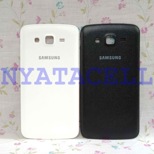 Foto Produk Back Door Samsung Galaxy Grand 2 Backdoor/Tutup/Casing Belakang/Case - Hitam dari NYATACELL