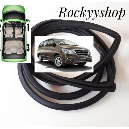 Foto Produk Karet balon pintu mobil kijang Innova dari Rockyyshop