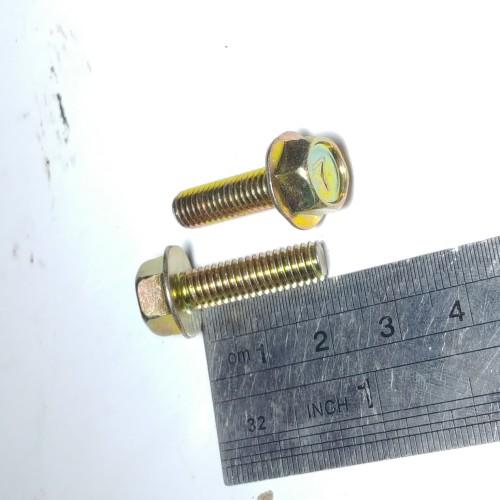 Foto Produk Baut Kunci 10 Topi 2 CM Satuan dari Lestari Motor 2