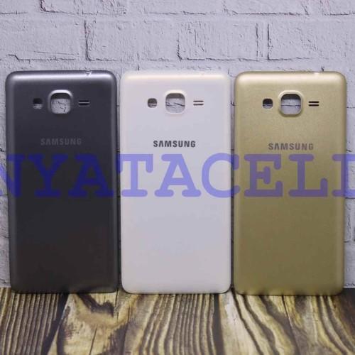 Foto Produk Back Door Samsung Grand Prime Backdoor/Tutup/Casing Belakang/Case - Grey dari NYATACELL