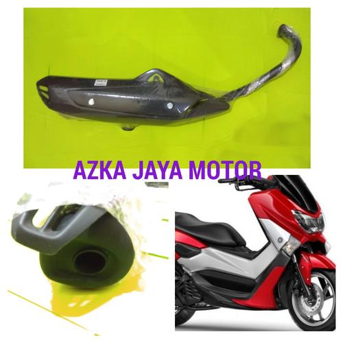 Foto Produk Knalpot Racing Bobokan CSR Yamaha Nmax model standar dari Azka Jaya Motor