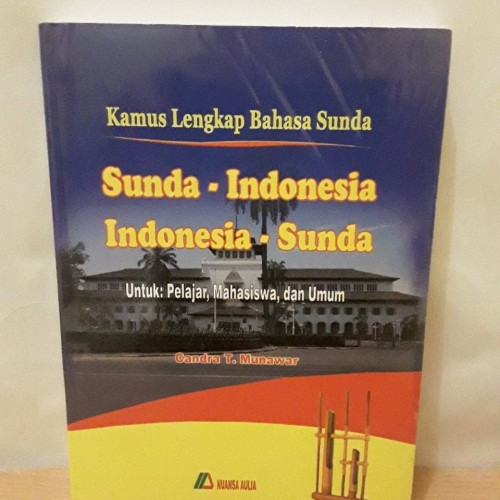 Foto Produk Bahasa Sunda - Kamus Lengkap Bahasa Sunda dari Happy BookStore