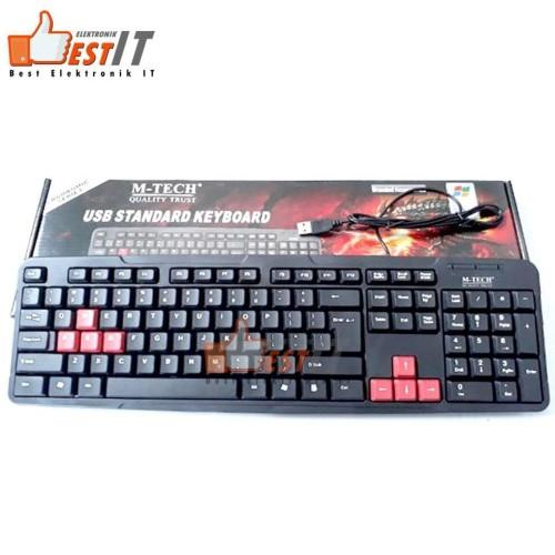 Foto Produk Keyboard Komputer dari JA computer