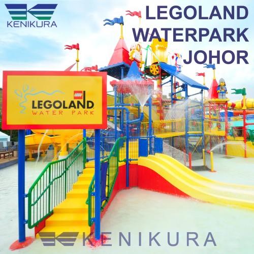 Foto Produk Legoland Water Park Dewasa in Johor Bahru Malaysia Tiket lego land dari Kenikura Tour
