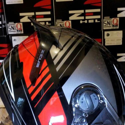 Foto Produk Spoiler Helm Zeus ZS811 / Z811 Smoke dari TMMOTO DOT NET