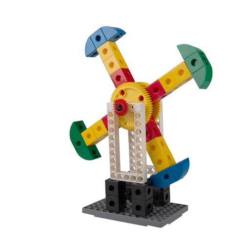 Foto Produk Gigo Creative Cube Belajar Sains STEAM dari Gigo Toys