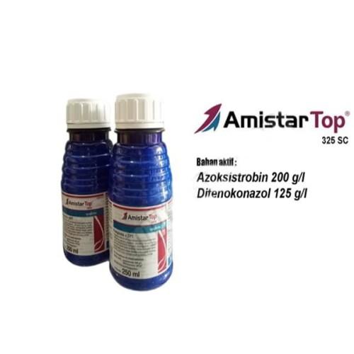 Foto Produk Amistartop 325 SC 100 Ml Basmi Jamur dari Purotani.ID