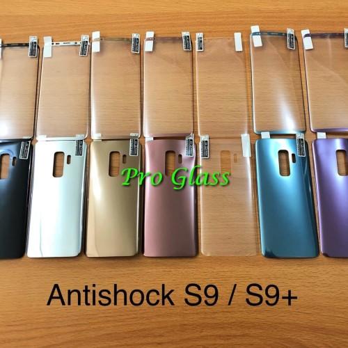 Foto Produk Samsung S9+ S9 PLUS Anti Shock Premium Screen Protector antigores 2in1 dari Pro Glass