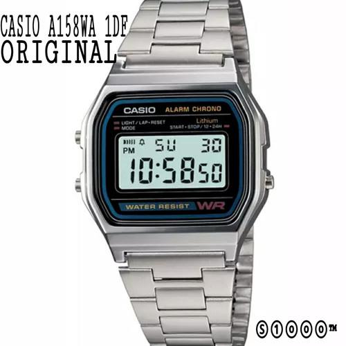 Foto Produk CASIO A158 A 158 ORIGINAL dari serbaserbi1000