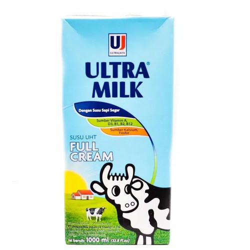 Foto Produk Ultra milk Plain 1 liter dari Quenby
