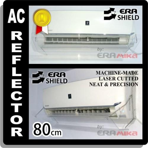 Foto Produk AC reflector / talang / acrylic / penahan hembusan angin ac / akrilik - DUA pcs dari Era Mika
