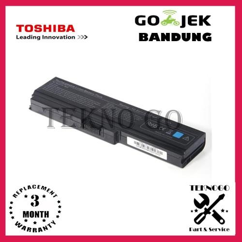 Foto Produk Baterai/Batre Laptop Toshiba satellite L745,L630,L510,C600 dari Teknogo