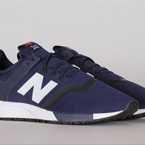 New Balance 247 - Navy 40