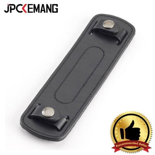 Foto Produk BILLINGHAM SP15 SHOULDER PAD (BLACK) 100% HANDMADE IN ENGLAND - Hitam dari JPCKemang